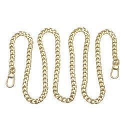 Łańcuszek do torebki ozdobny złoty