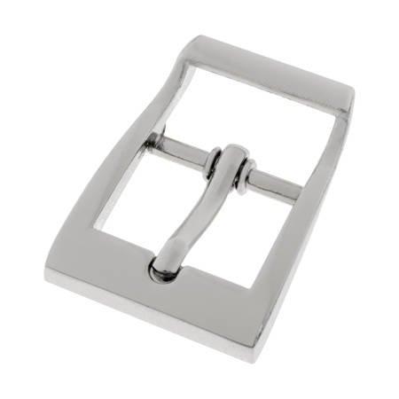 Klamra do pasków typu K120 20 mm srebrna