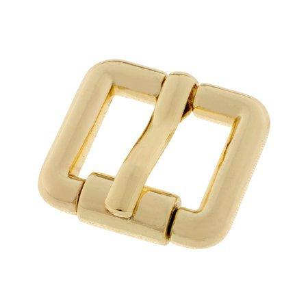 Klamra do pasków typu K450 15 mm złota